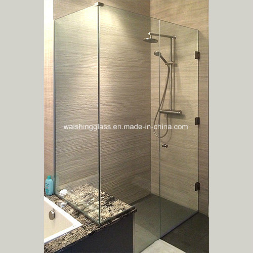 China High Quality 8mm Tempered Glass Shower Room Sell Shower Door