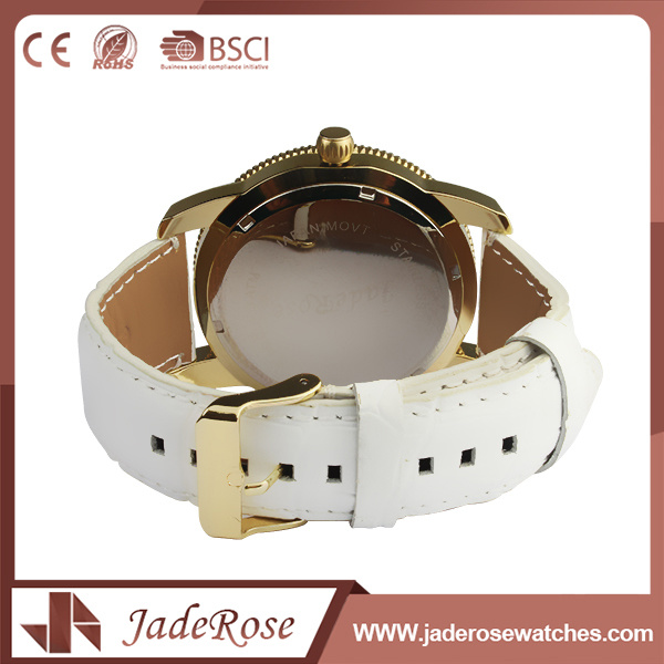 Factory Custom Fashion Simple Leather Watch