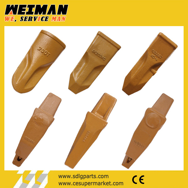 China Forged Excavator Bucket Teeth for Cat J400 Sale