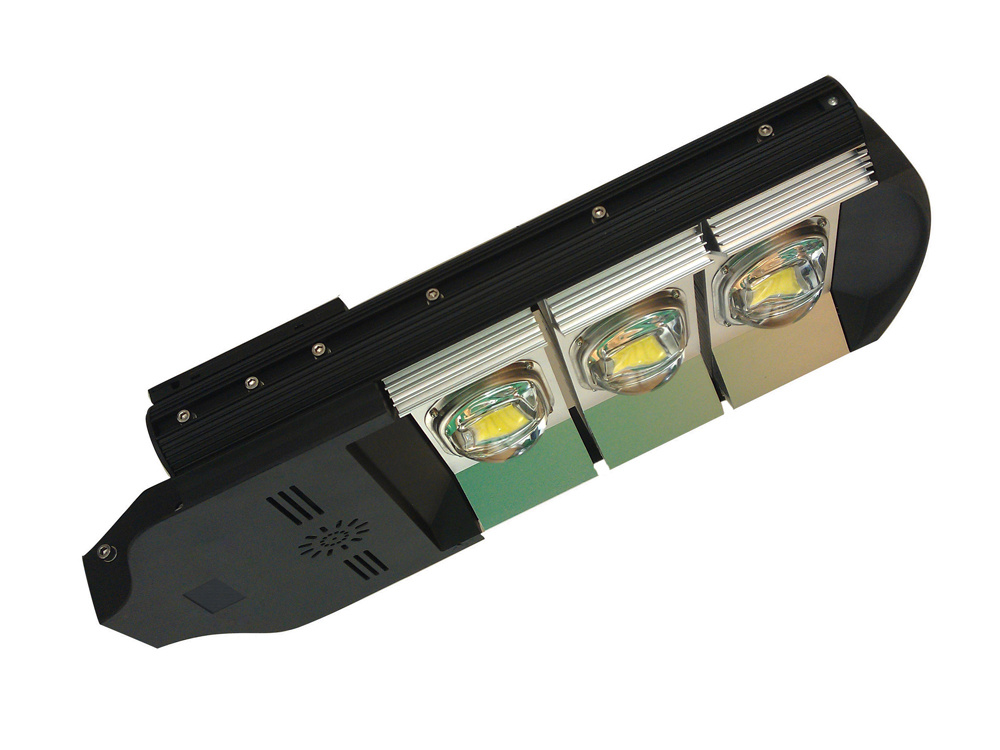 Solar LED Street Light 180W LED Street Lamp IP67 Three Module