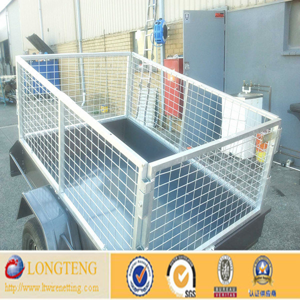 China 6ft*4ft*2ft Power Coated Farm Fencing Trailer Mesh (LT-056 ...