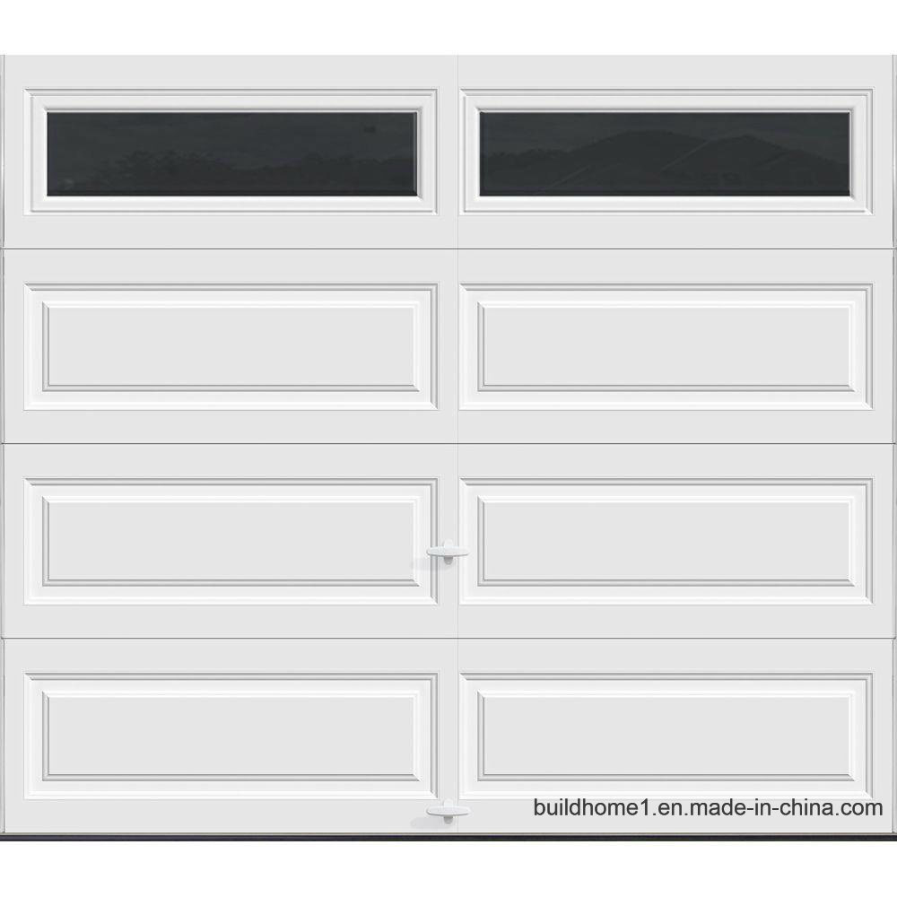 China Clopay Gallery Collection Insulated Short Panel Garage Door