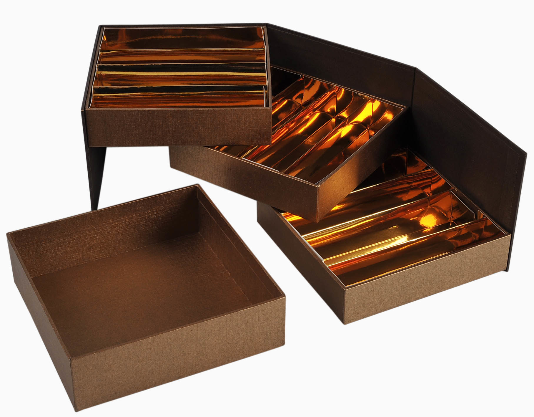 China New Creative Four Layer Gift Boxes for Chocolates ...