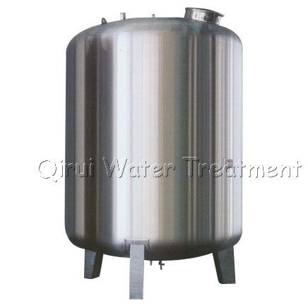 BQL Type Vertical Stainless Steel Single-Layer Water Storage Tank  sc 1 st  Nanjing Qirui Water Treatment Equipment u0026 Engineering Co. Ltd. & China BQL Type Vertical Stainless Steel Single-Layer Water Storage ...