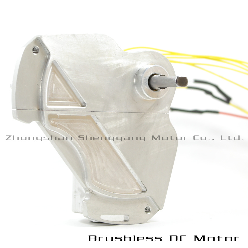 Brushless DC Electrical Motor for Machines