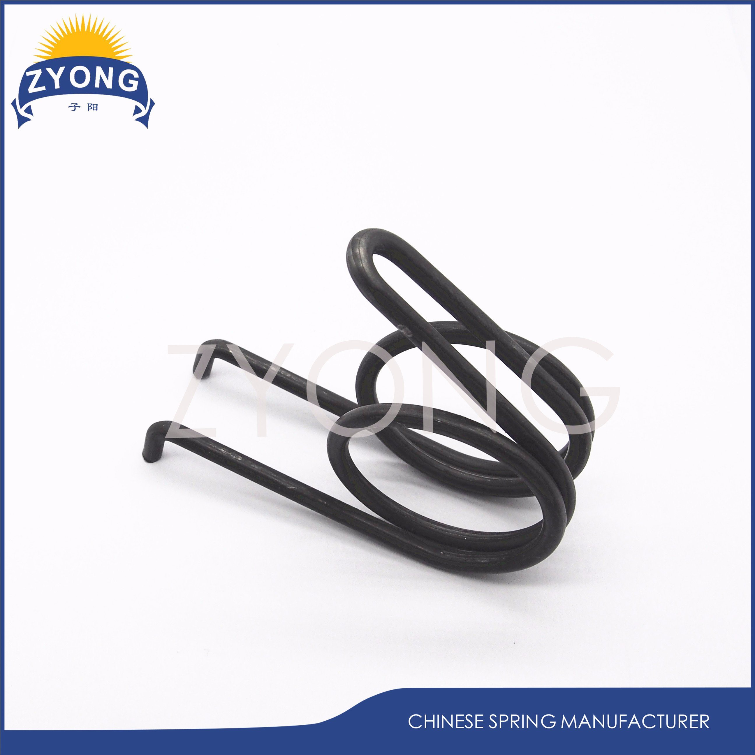 China Manufacturer Custom Small Stainless Steel Torsion Spring ...
