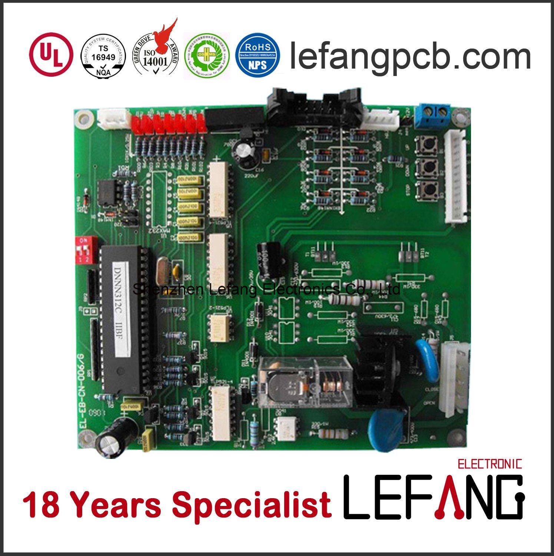 China Fr4 Lf Hasl Integrated Circuit Pcb Board Assembly Pcba Oem
