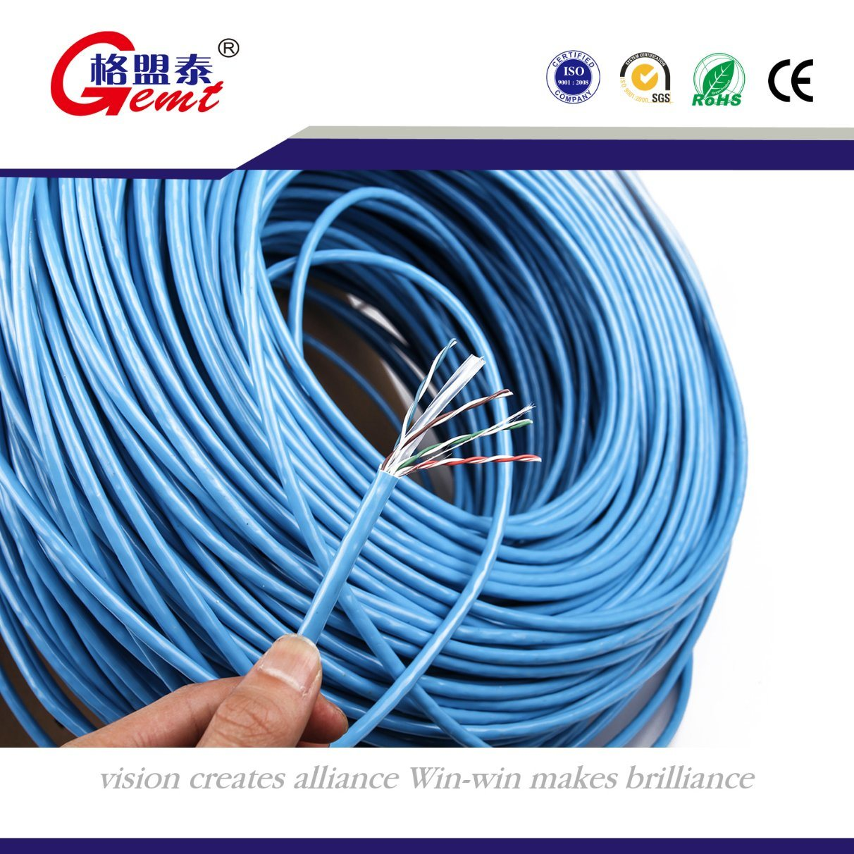 China PVC Insulation PVC Cover Rvv Flexible Cable - China Rvvp Cable ...
