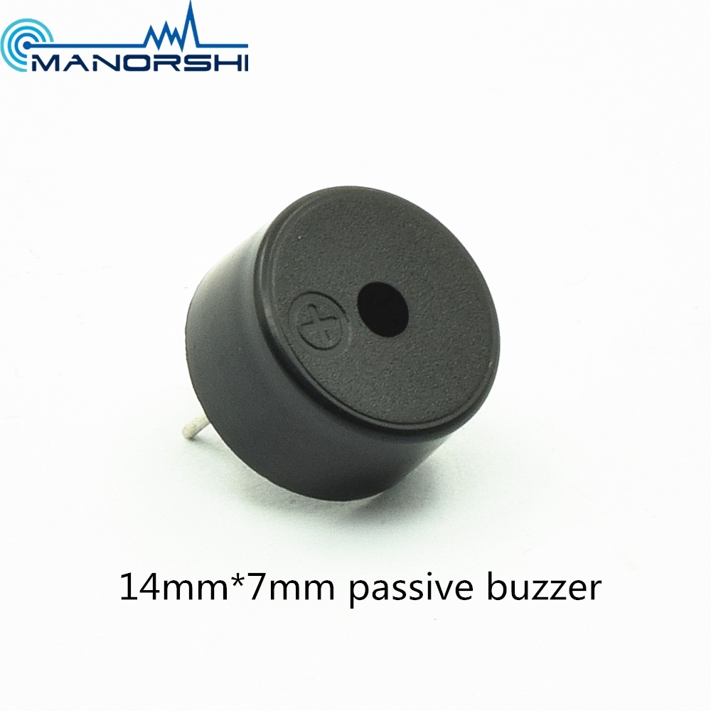 China Bending Piezo Actuator 5V Sound Module Piezo Buzzer 14mm