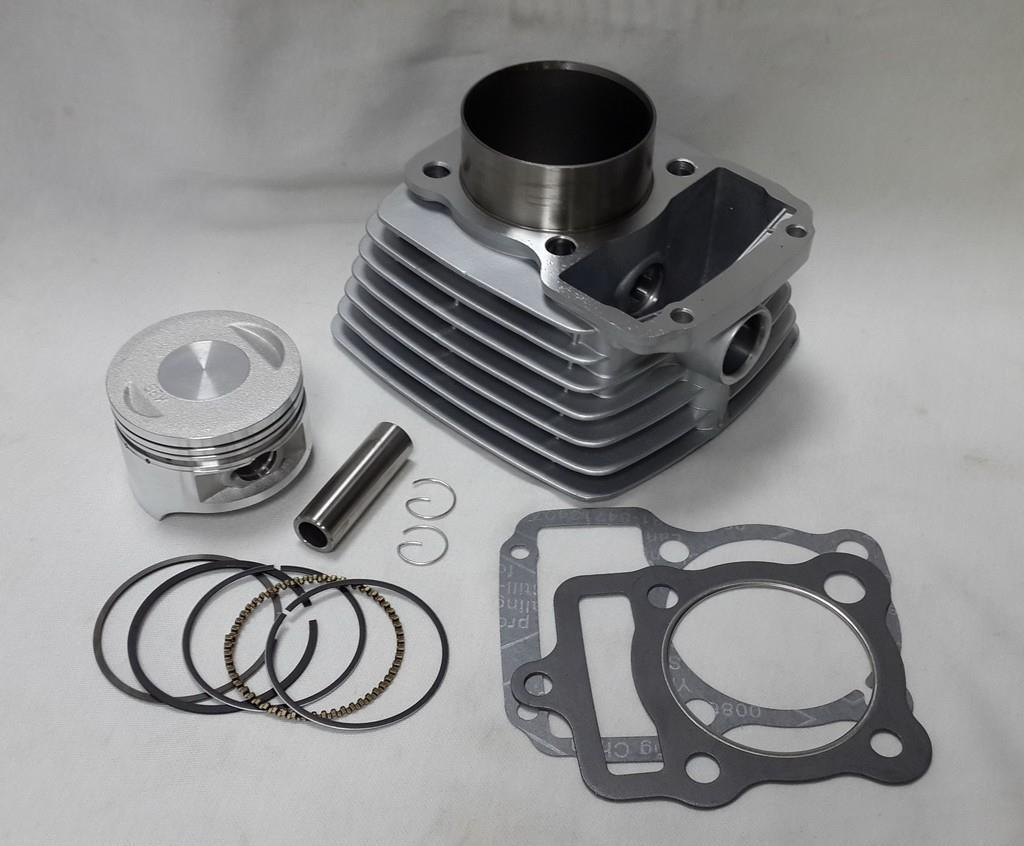 Motorcycle Spart Parts, Cylinder Block, Engine Block, Cg200 (LF196)