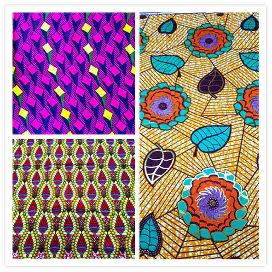 [Hot Item] Super Wax African Fabric Guaranteed Wax Block Fabric Hitarget