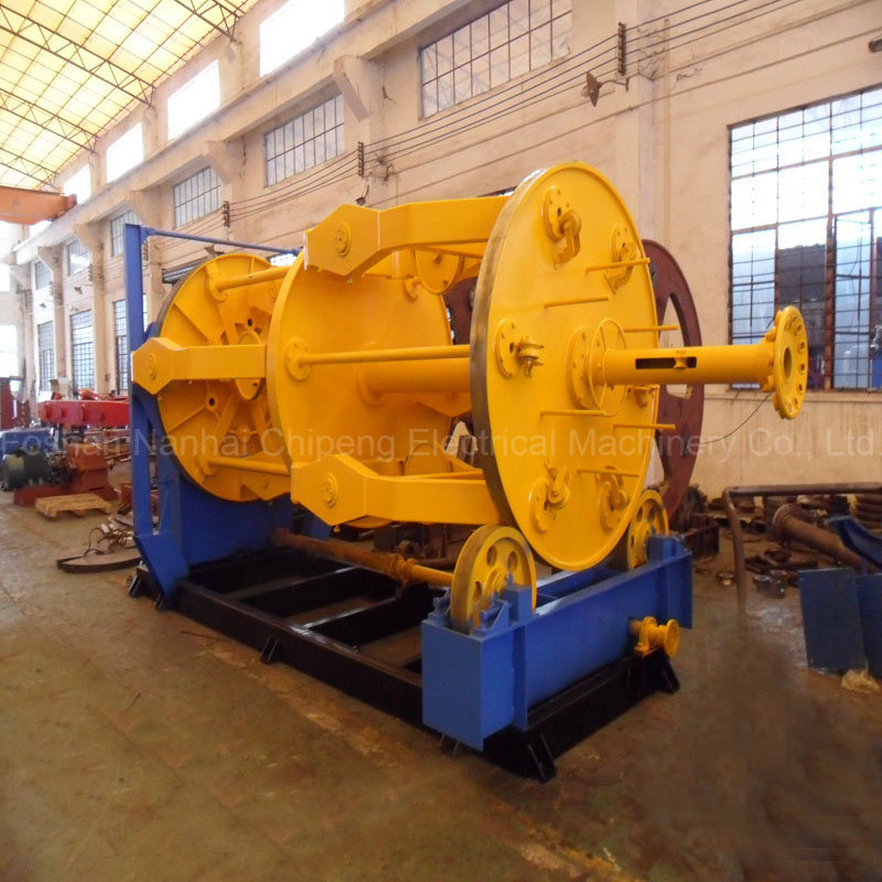 Cable Manufacturing Machine for Insulated Wire Cable