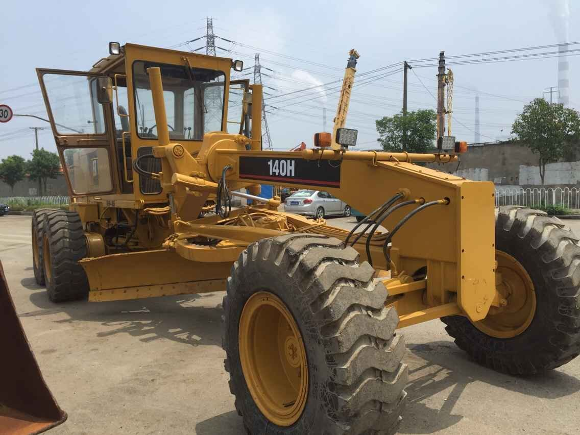 Used Grader Cat 140h Motor Graders for Sale pictures & photos