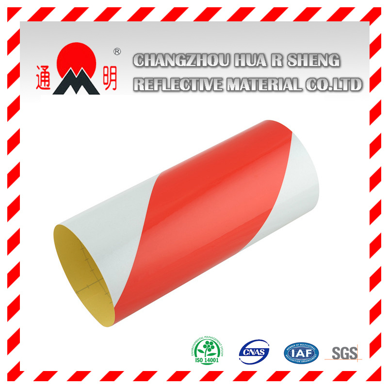 Pet White Reflective Material for Traffic Sign (TM3300) pictures & photos