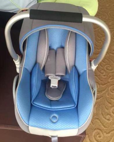 Good Quality Aluminum Portable Baby Bed Car Seat