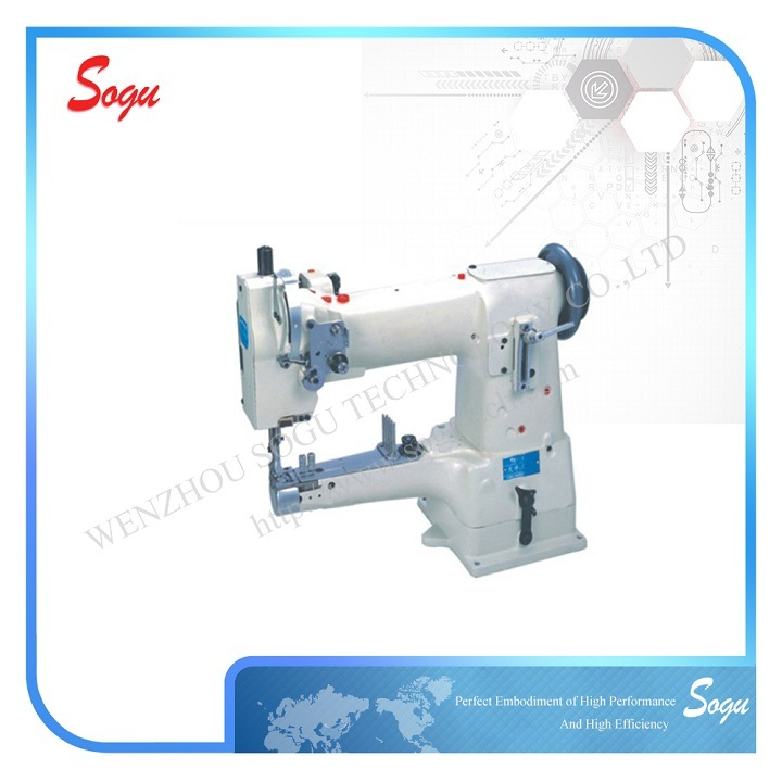 China Cylinder Bed Heavy Duty Industrial Binding Sewing Machine For Interesting Binding Sewing Machine