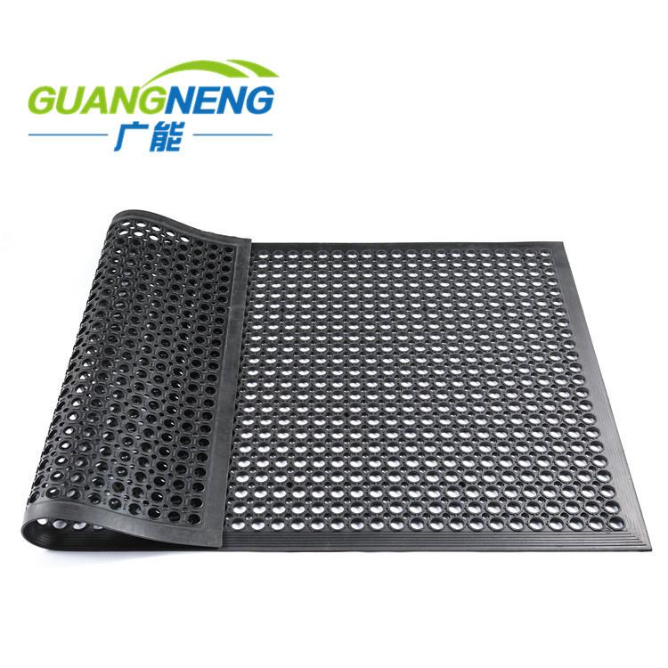 Drainage Rubber Floor Mat