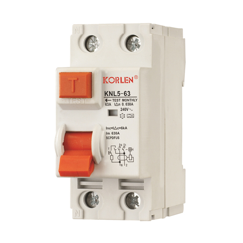 High Quality Residual Current Circuit Breaker Knl5-63 (ID) pictures & photos