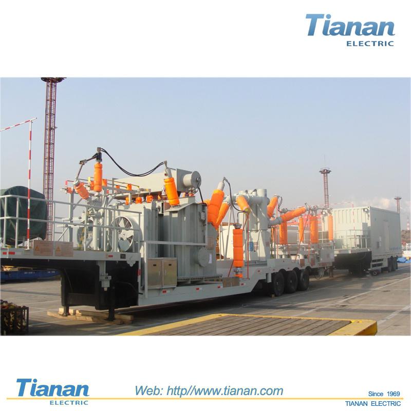 China Distribution Emergency Power Transmission 132kv