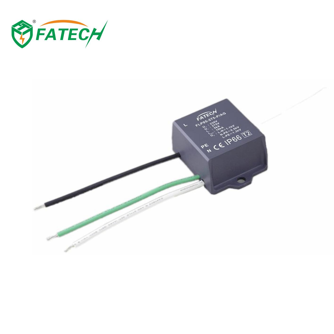 China 10ka Surge Protector For Led Protection With Parallel Circuit Connection 20ka