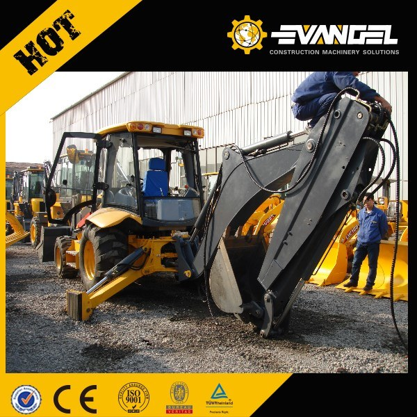 [Hot Item] XCMG Backhoe Loader Xt870 with Outrigger