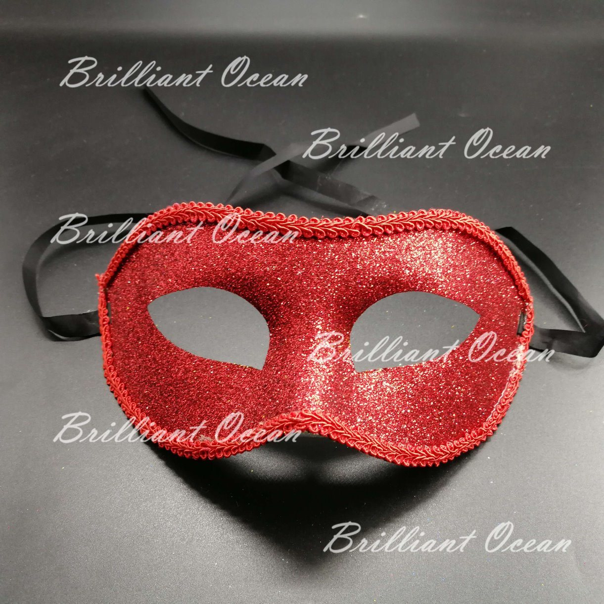 2317b60514f3 China Red Sparkle Masquerade Mask for Christmas Masquerade Party Costume  Party - China Party Supplies, Party Decoration