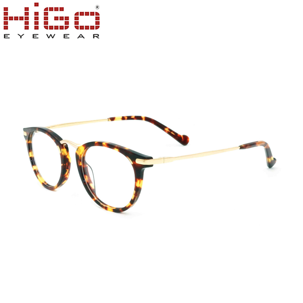 7c95f2fd0b5 China 2018 New Acetate Spectacles Frame Ready Stock with Metal ...