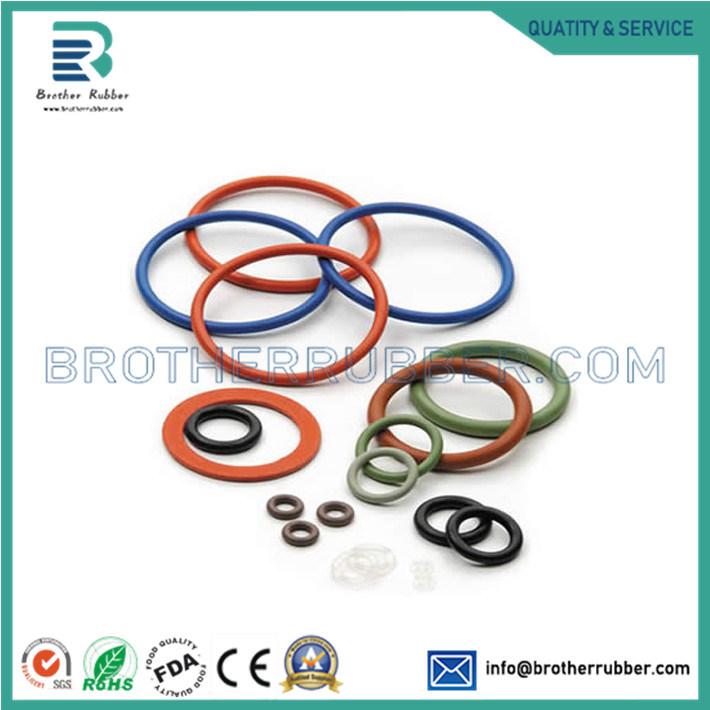 Viton Heat Resistant Black O-rings  Size 035 Price for 5 pcs