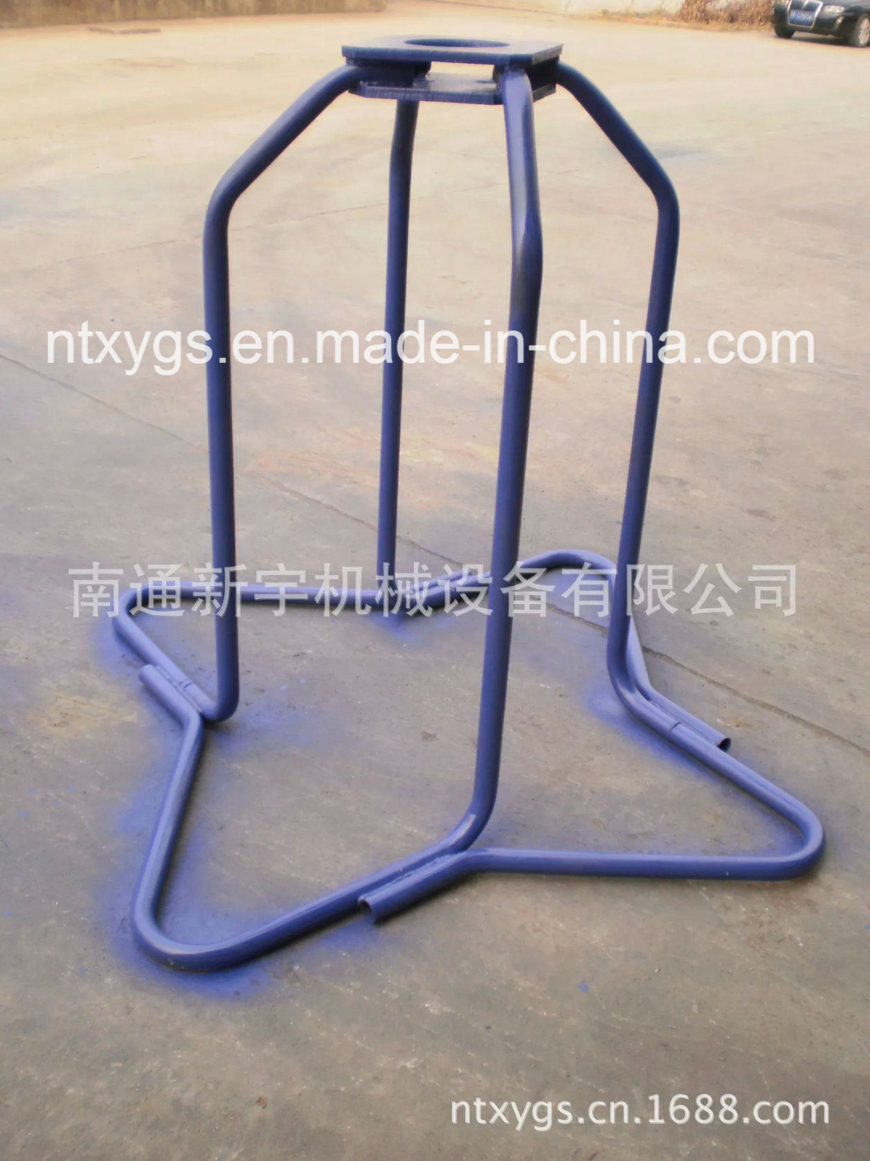 Factory Outlet Green Star Base Steel Wire Carrier