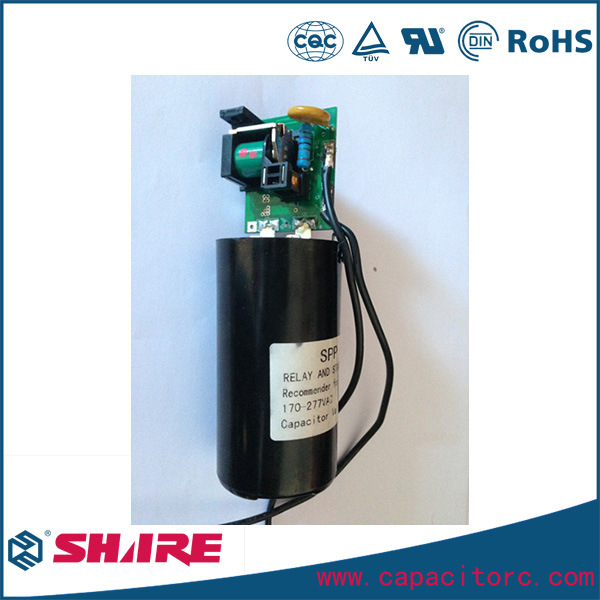 Spp5 Spp6 AC Motor Relay and Hard Starting Kit Capacitor