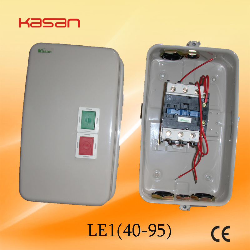 The Newest Type LC1-D09A/12A/18A/25A/32A/40A/50A/65A /80A/90A AC Contactor (LC1-D)