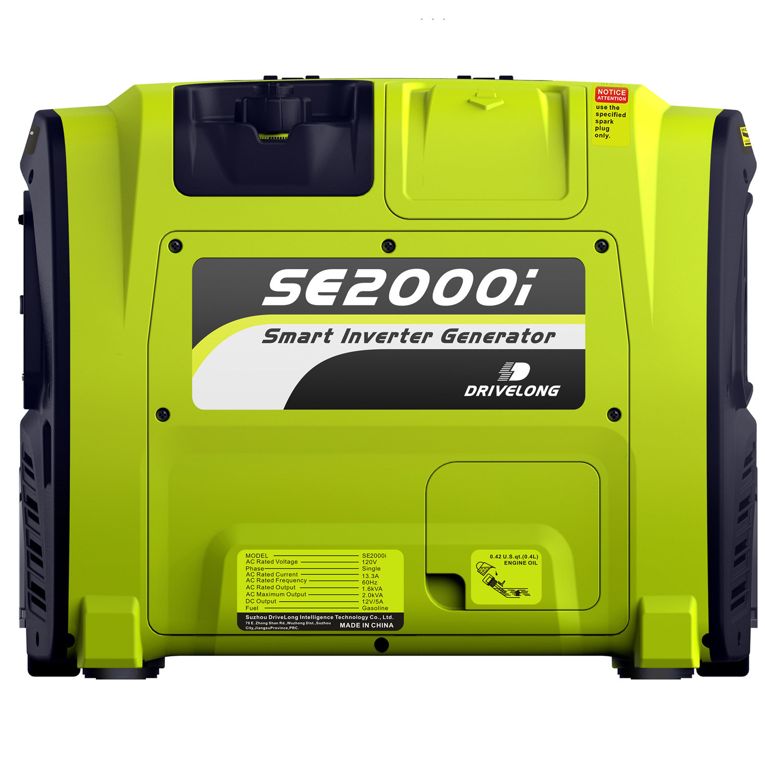 2kw Gasoline Portable Inverter Generator with GS/Ce/EPA/E13 pictures & photos