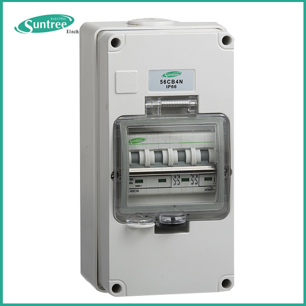 China IP66 Waterproof Electrical Junction Box PVC for Circuit ...