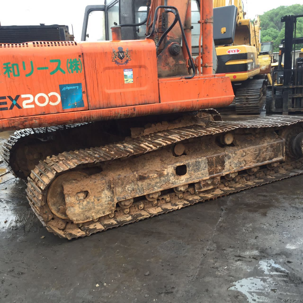 Used Hitachi Excavator Ex200-1 Construction Machinery for Sale pictures & photos