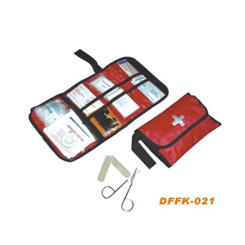 Travel First Aid Kit (DFFK-021)