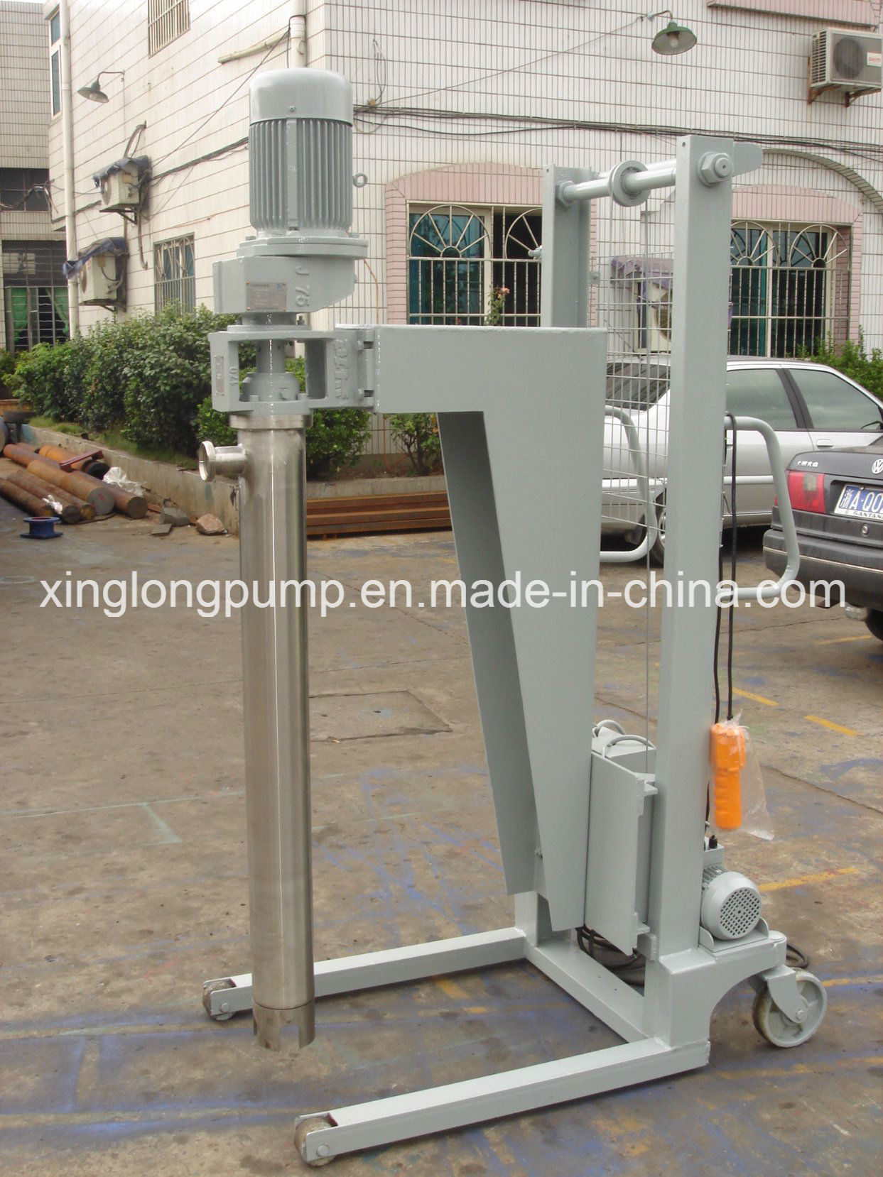 Vertical Single Screw Pump pictures & photos