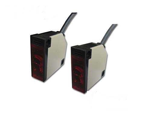 Photoelectric Switch Background Suppression 24V Photocell Adjustable  Photocell Switch