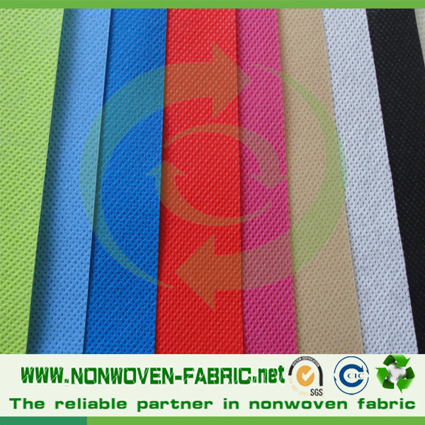 20 Years China Factory Supply PP Spunbond Nonwoven Fabric pictures & photos