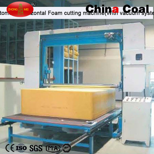 China Polyurethane Foam Cutting Machine Hot Wire Foam Cutter - China ...