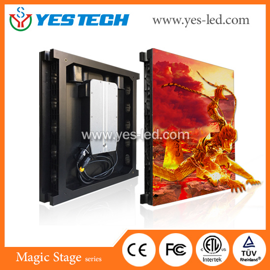 Magic Stage P4.8 Outdoor Full Color LED Display Screen for Stage and Advertising pictures & photos
