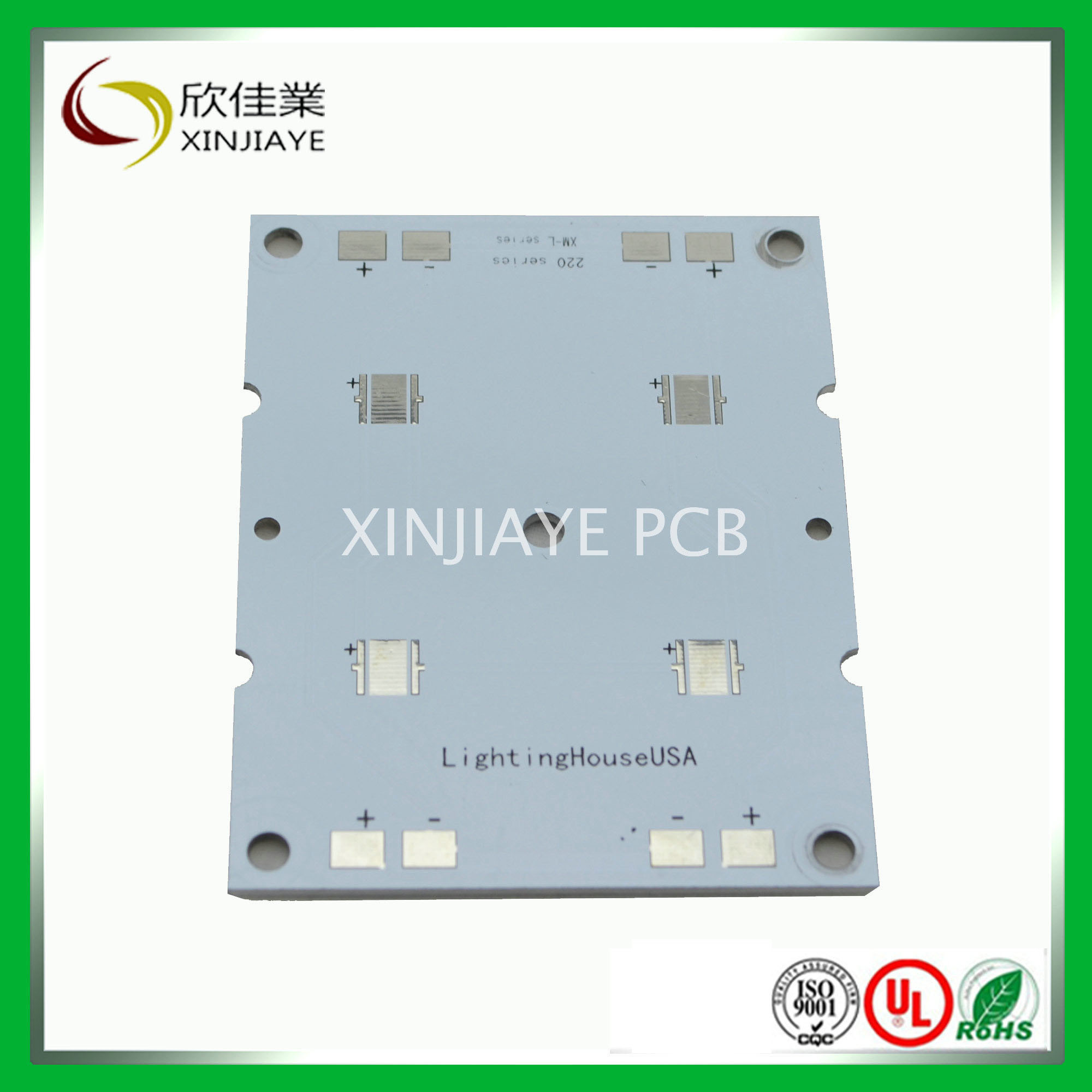 Multilayer Pcb China Manufacturer Ul Rohs Ourpcb Al Prototype Printed Circuit Board Supplier Aluminum 1 Layer