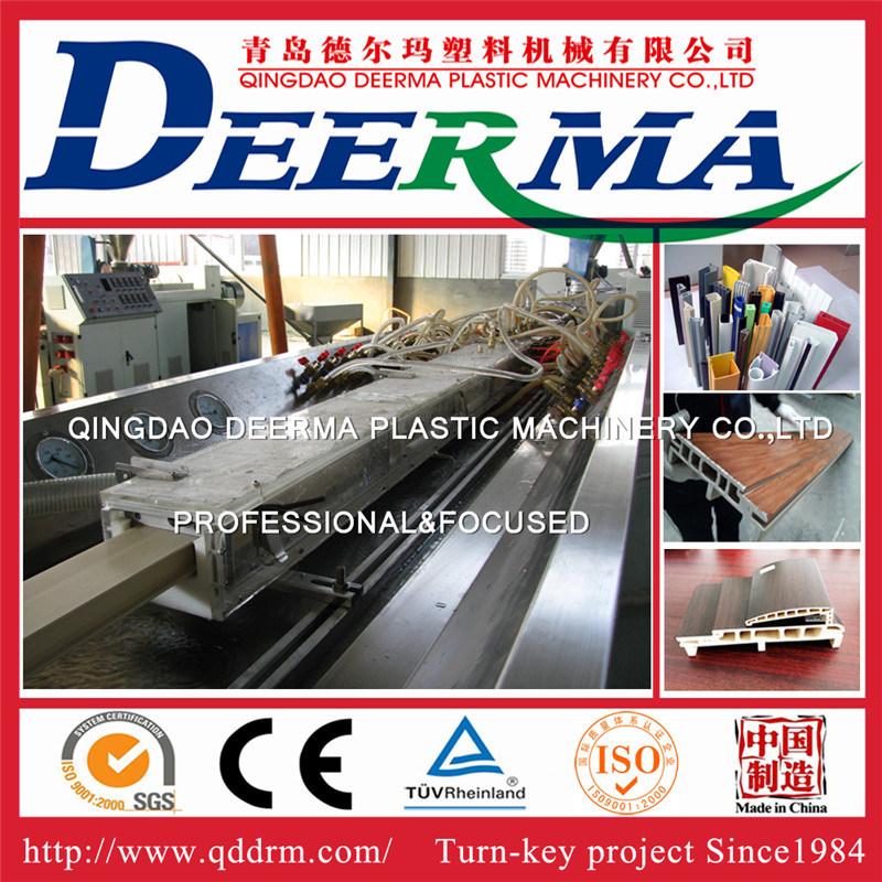 China WPC Door Frame Machine with Price - China WPC Door Frame ...