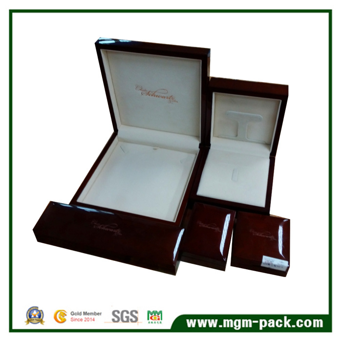 Hot Item Hot Sale Custom Glossy Wooden Jewelry Box