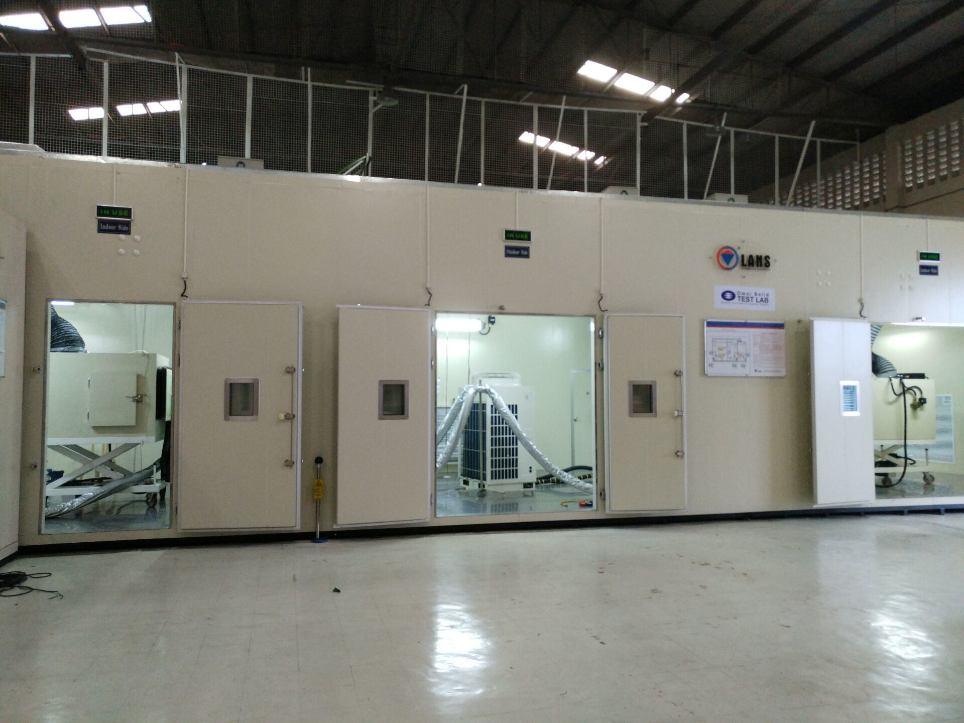 Vrf Air Conditioning Test Laboratory pictures & photos