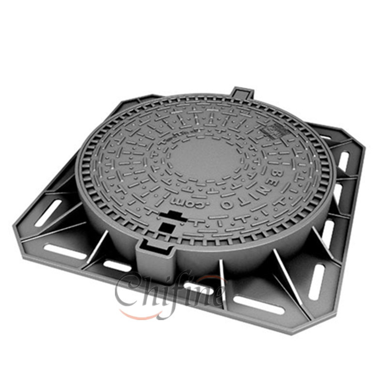 Customized Round Casting Manhole Cover F900 pictures & photos