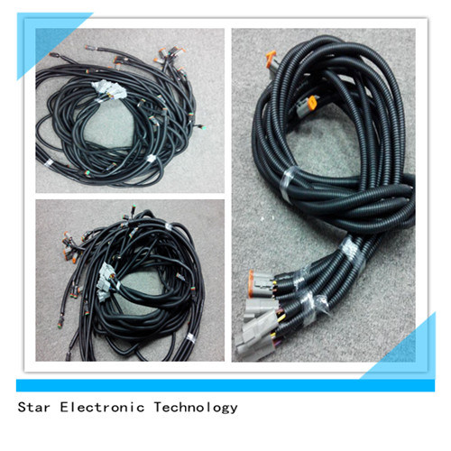 Incredible China Manufacture Of Custom Car Tail Light Auto Wire Loom Cable Wiring Cloud Battdienstapotheekhoekschewaardnl