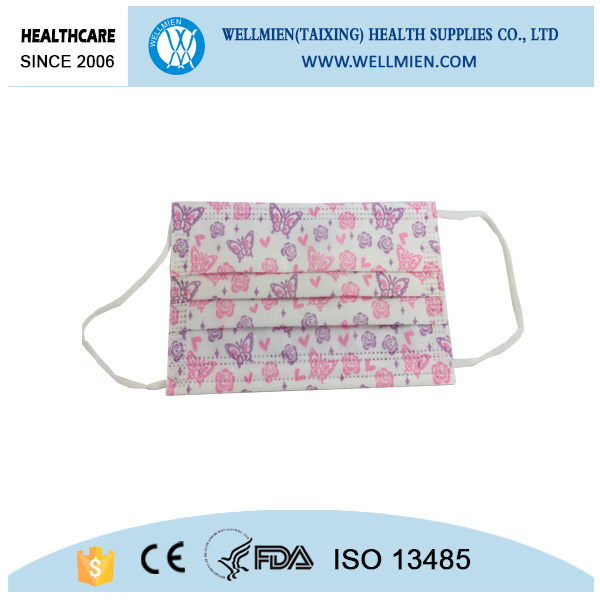 Medical Face Masks with Design Cartoon Surgical Mask Medical Mouth Face Mask pictures & photos