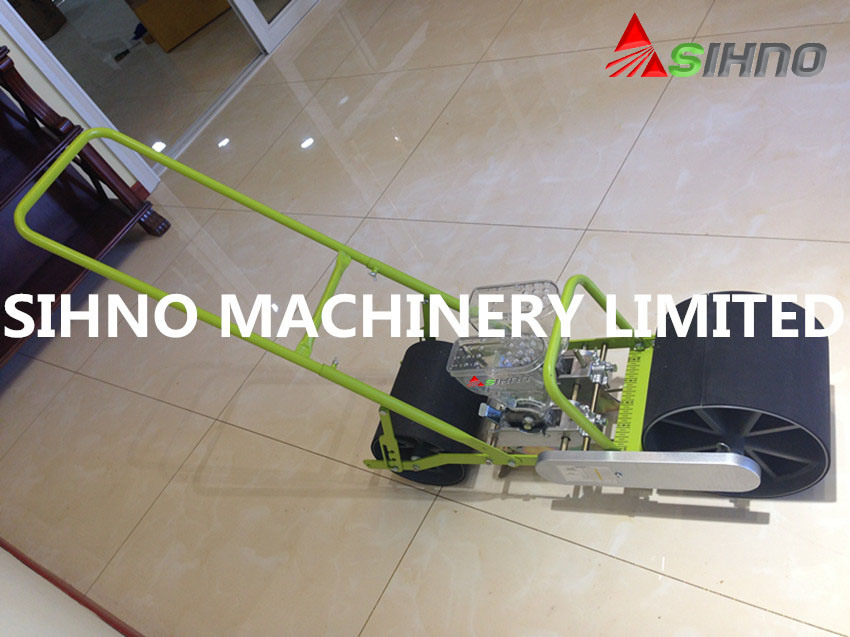 Fully Automatic Vegetable Seed Drill