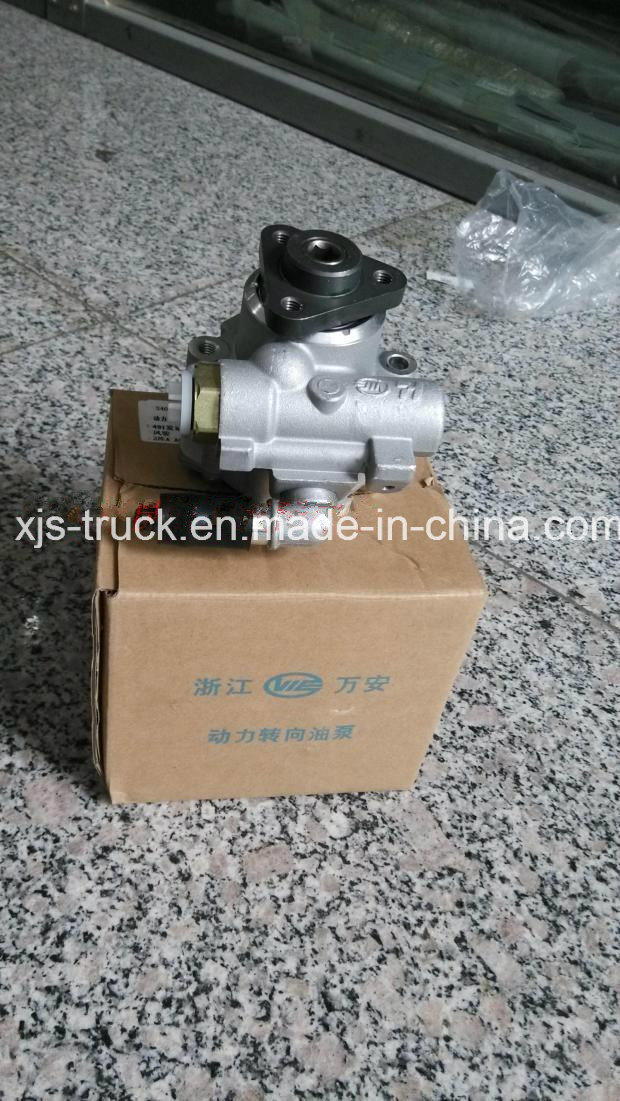 Great Wall Pickup Engine 491QE Power Steering Pump