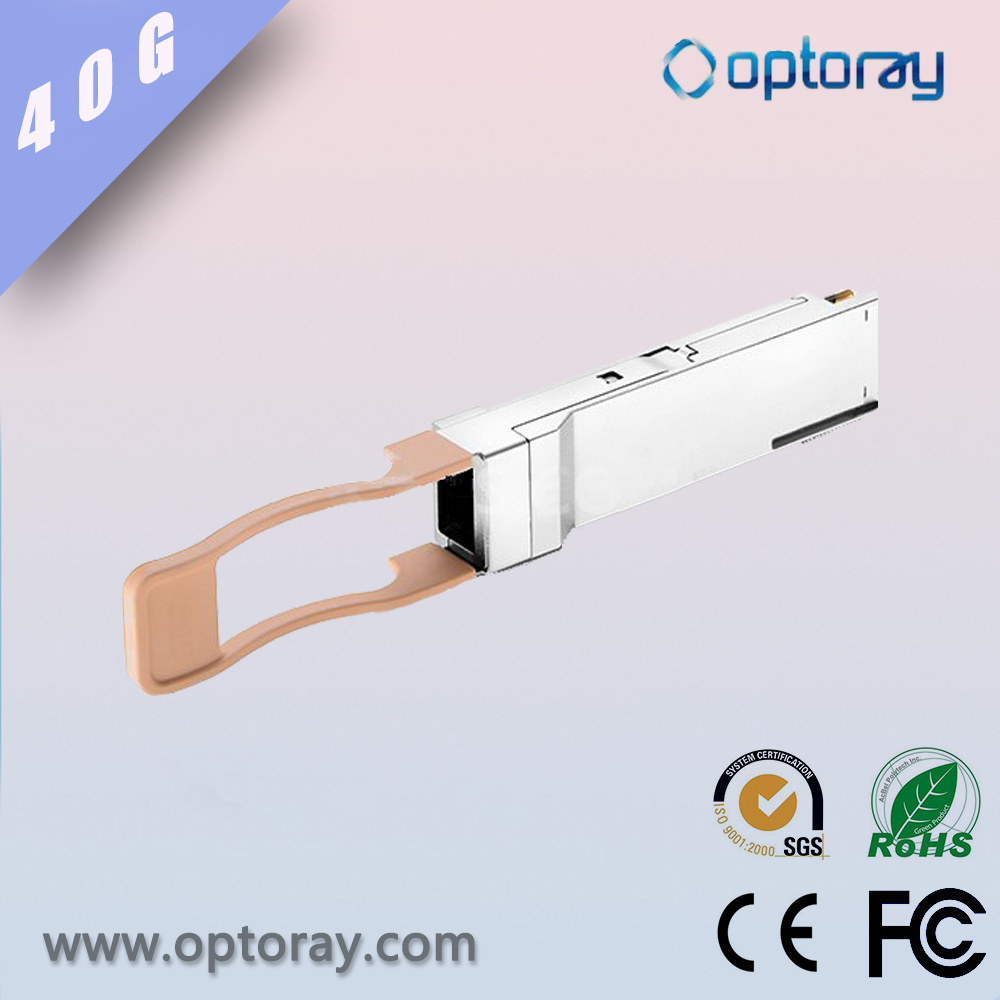 Qsfp+ Sr Cisco Compatible SFP Modules Multimode